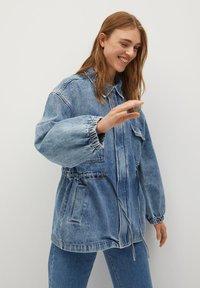 Mango - COLETTE - Denim jacket - medium blue - 3