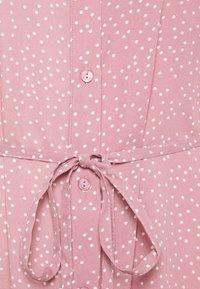 Glamorous Curve - DRESS - Shirt dress - rosa - 6