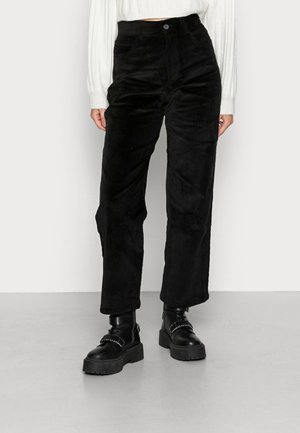 ARDEN TROUSERS - Trousers - black