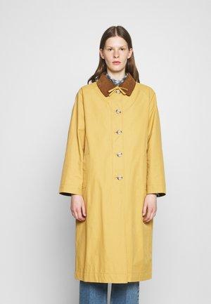ALEXA CHUNG JACKIE CASUAL - Classic coat - camel/muted