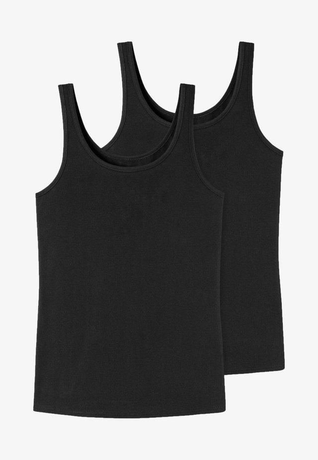 UNCOVER - Hemd - schwarz