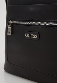 Guess - DAN BACKPACK - Rucksack - black - 3
