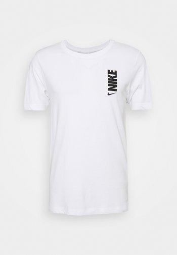 DRY EXTRA BOLD TEE - Camiseta estampada - white