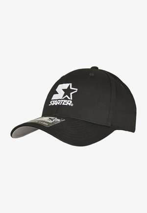 LOGO FLEXFIT - Gorra - black