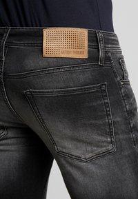 Antony Morato - TAPERED OZZY  - Slim fit jeans - black - 4