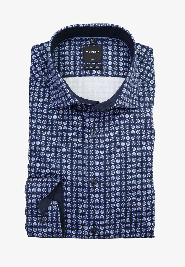 LUXOR MODERN FIT - Shirt - dunkelblau