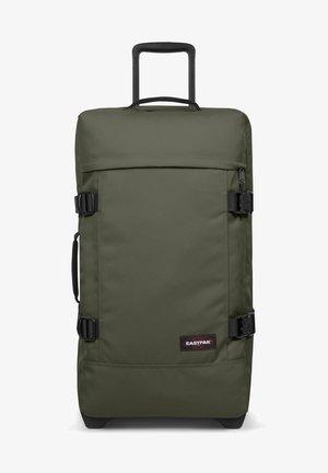 TRANVERZ M - Wheeled suitcase - crafty olive