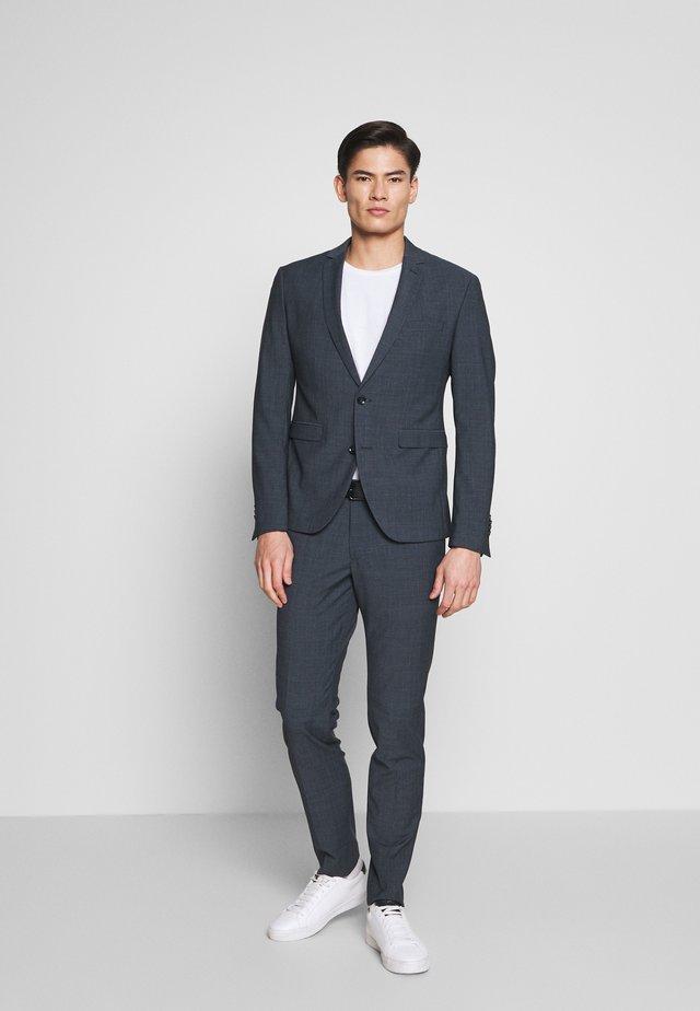 CIPULETTI SUIT - Suit - dark blue