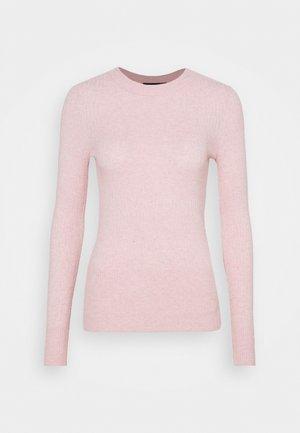 BRICK CREW - Pullover - pink