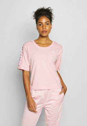 GLANDA - T-shirt z nadrukiem - coral blush