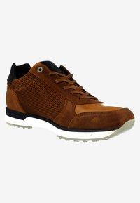 Gaastra - KAI PRISMA - Sneakers laag - cognac - 4