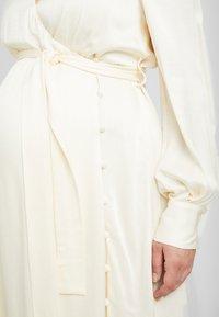 IVY & OAK Maternity - DRESS - Vestito estivo - porcelain white - 5