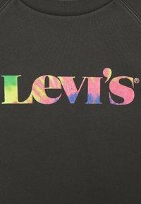 Levi's® Plus - VINTAGE RAGLAN CREW - Sweatshirt - obsidian prem - 5