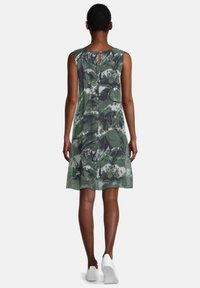 Cartoon - Day dress - dark blue/green - 1