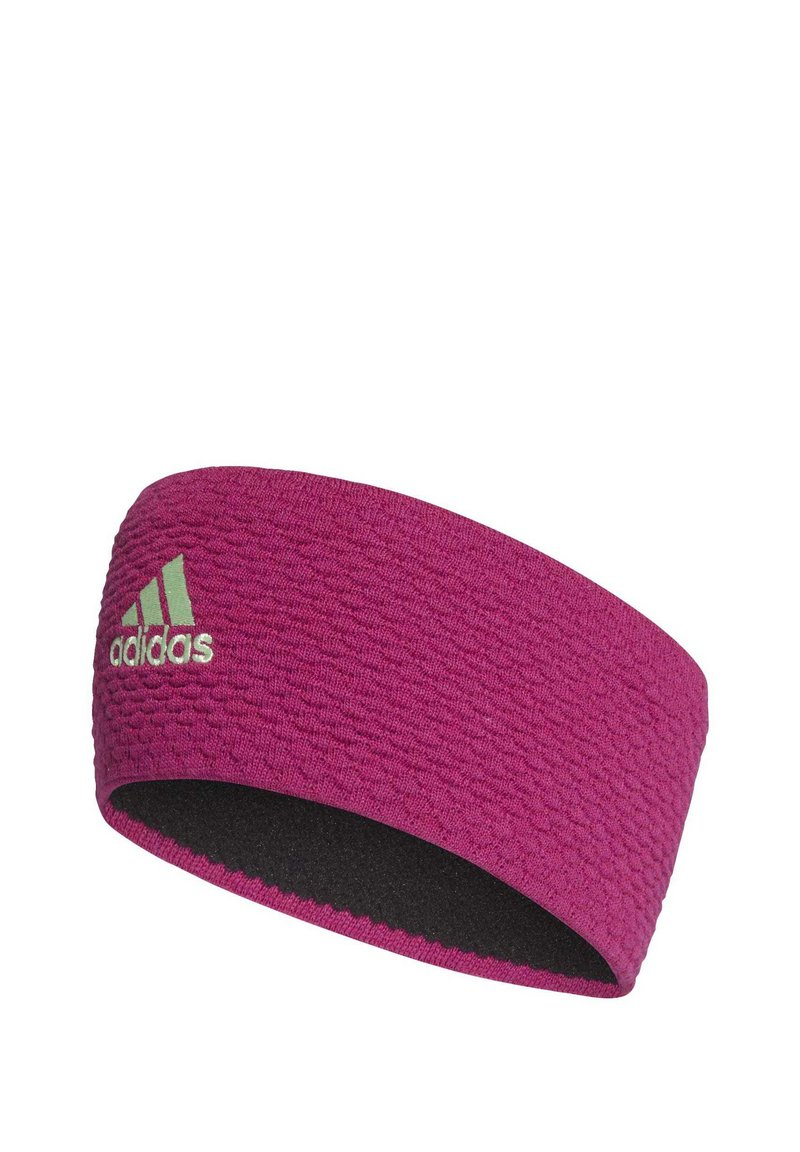 adidas Performance - GRAPHIC HEADBAND - Ohrenwärmer - purple