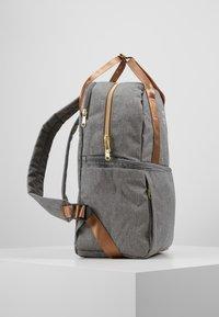 anello - CHUBBY BACKPACK - Rucksack - grey - 4
