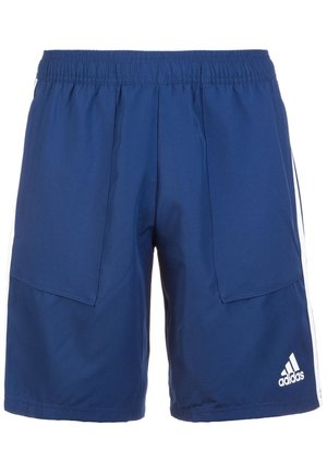 TIRO 19  - Sports shorts - dark blue/white