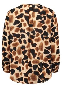 Cartoon - Blouse - camel/black - 1
