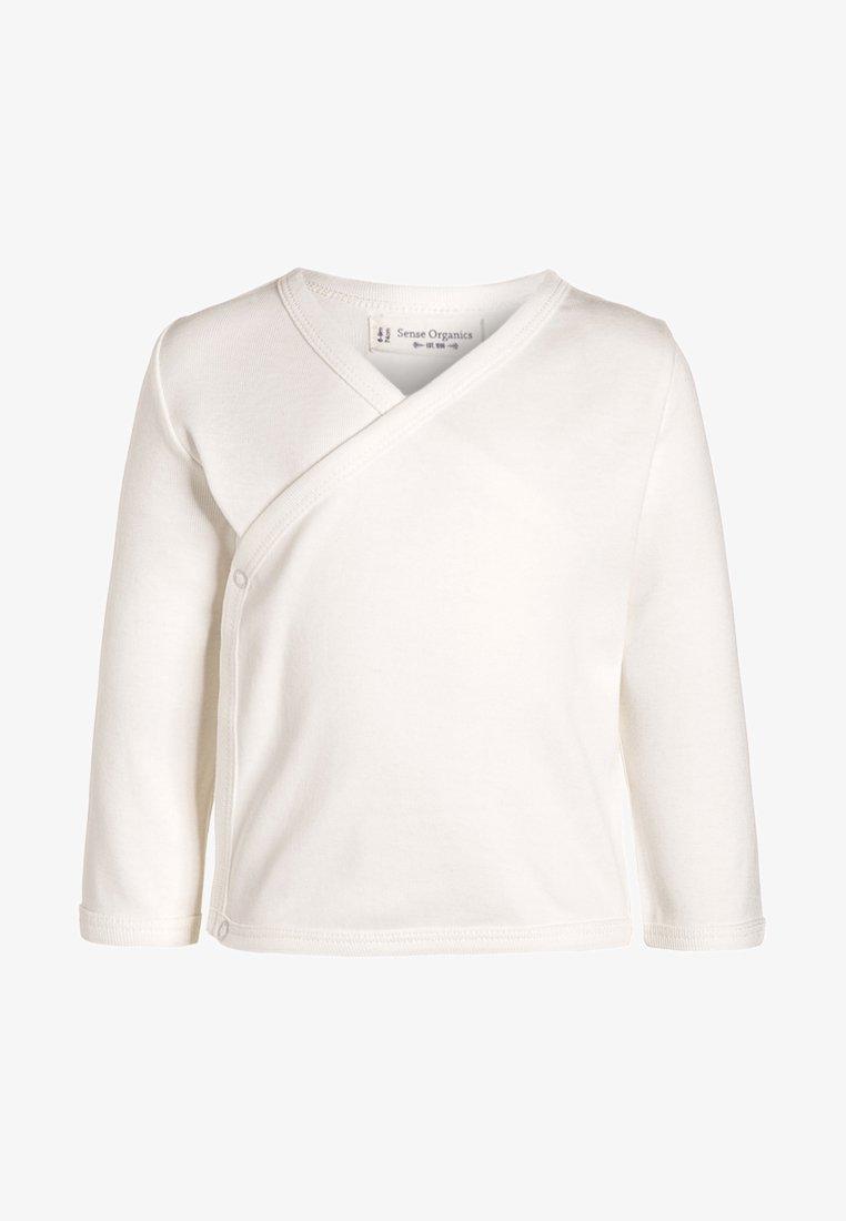 Sense Organics - VICTORIA - Långärmad tröja - ecowhite