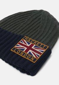 Hackett London - BEANIE - Beanie - green/navy - 3