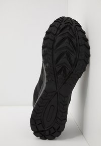 Hi-Tec - STORM TRAIL LITE - Trail running shoes - black - 4
