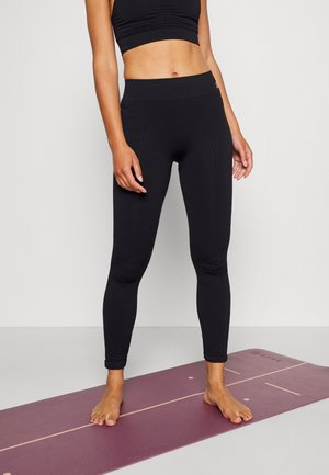 DANDA - Leggings - black