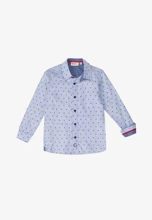 PLUMETI LONG SLEEVE CERTIFICATE BCI - Overhemd - azul