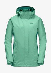 Jack Wolfskin - SAVOIA PEAK - Hardshell jacket - pacific green - 4