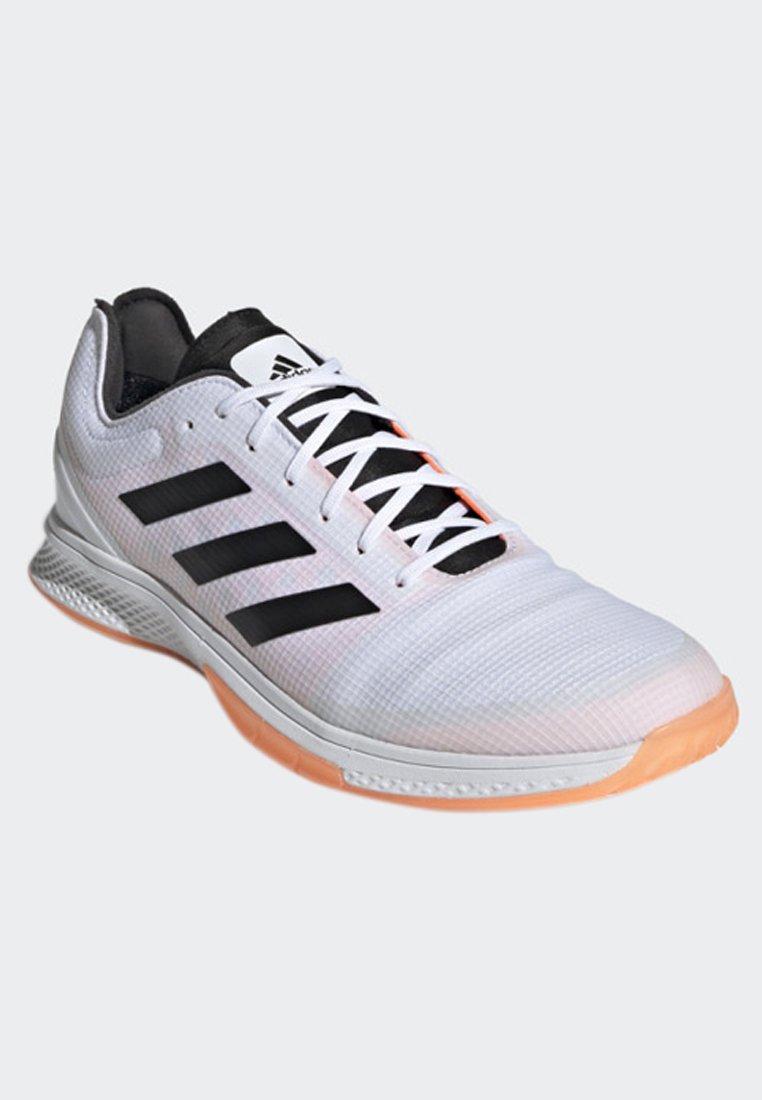 Limitado Anual Escuchando  adidas Performance COUNTERBLAST BOUNCE SHOES - Neutral running shoes - white  - Zalando.co.uk