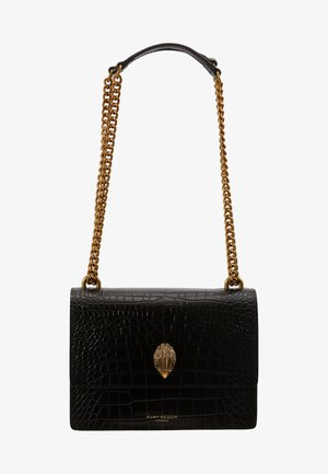 SHOREDITCH CROSS BODY - Skulderveske - black