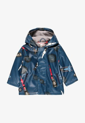 MIT CAPUTZE RAKETEN FÜR BABY - Winter coat - multi coloured