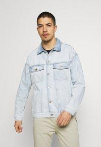 Dr.Denim - ENO JACKET - Veste en jean - superlight blue - 0