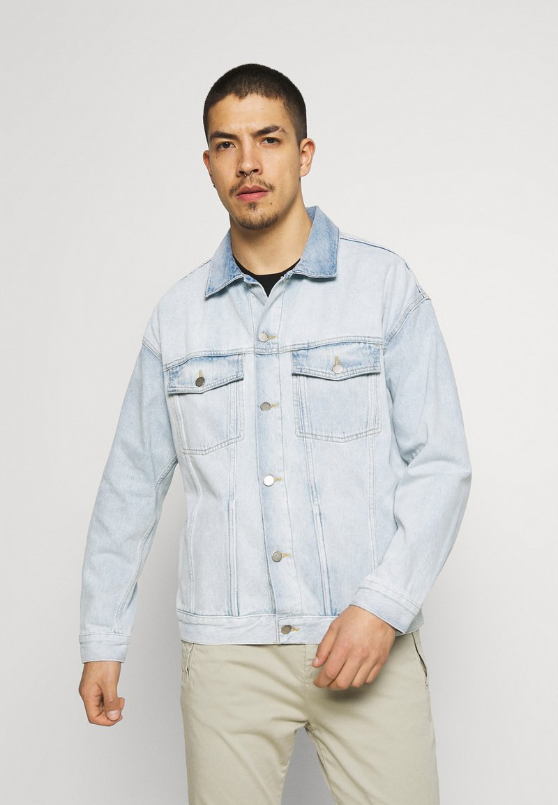 Dr.Denim - ENO JACKET - Veste en jean - superlight blue
