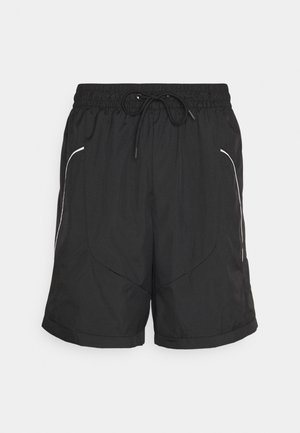 THROWBACK SHORT NARRATIVE - Short de sport - black