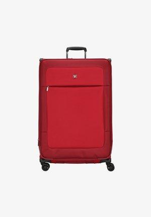 MIAMI  - Wheeled suitcase - rosso