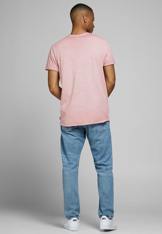 Jack & Jones Basic T-shirt - rosette EeOB0