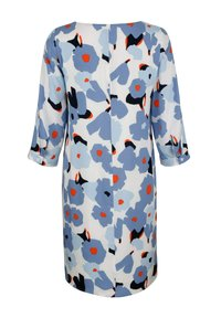 Alba Moda - Day dress - hellblau,koralle - 6