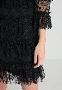 By Malina - CARMINE DRESS - Cocktail dress / Party dress - black - 4