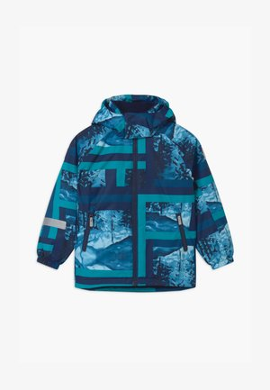 WINTER MAUNU UNISEX - Winter jacket - navy