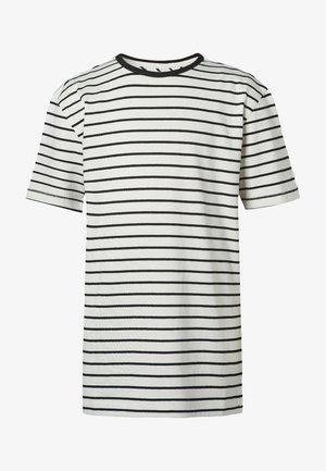 OSLO - T-shirt print - off white