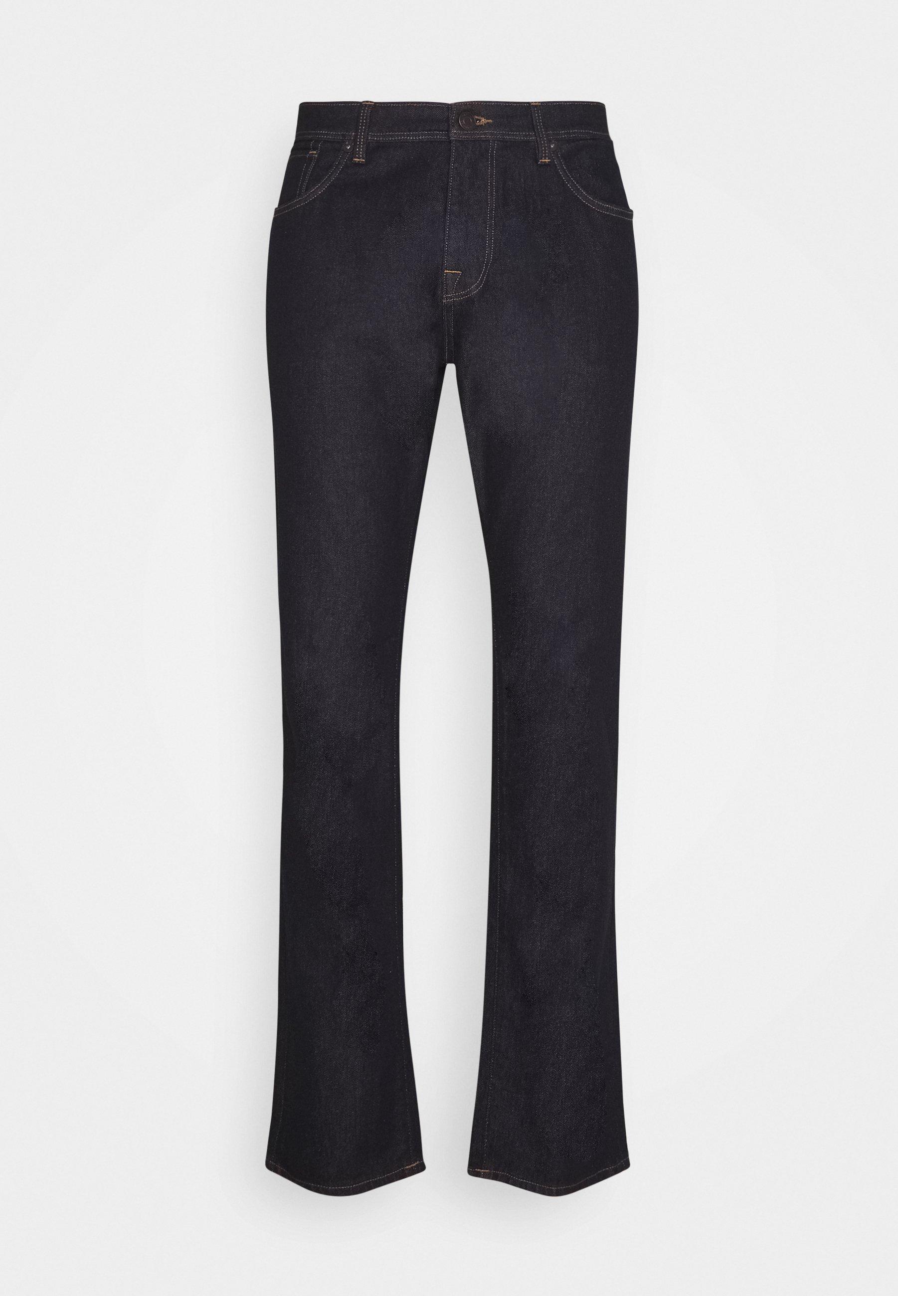 Men SLHSLIM LEON RINSE - Slim fit jeans