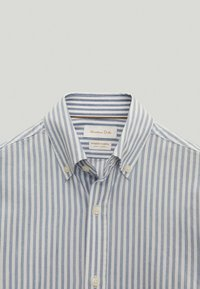 Massimo Dutti - Formal shirt - blue - 4