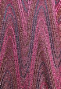 M Missoni - ABITO - Gebreide jurk - purple - 5
