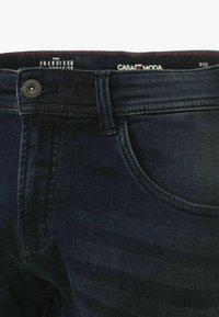 Casa Moda - Denim shorts - dunkelblau - 2