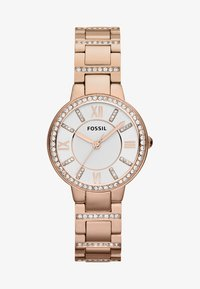 Fossil - VIRGINIA - Orologio - rosegold-coloured - 2