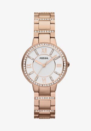 VIRGINIA - Hodinky - rosegold-coloured