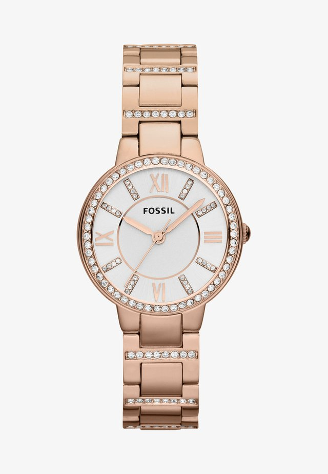 VIRGINIA - Montre - rosegold-coloured