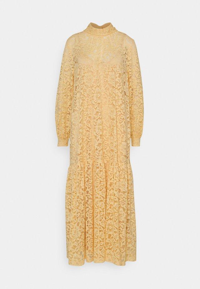 BONNI DRESS - Suknia balowa - sahara sun