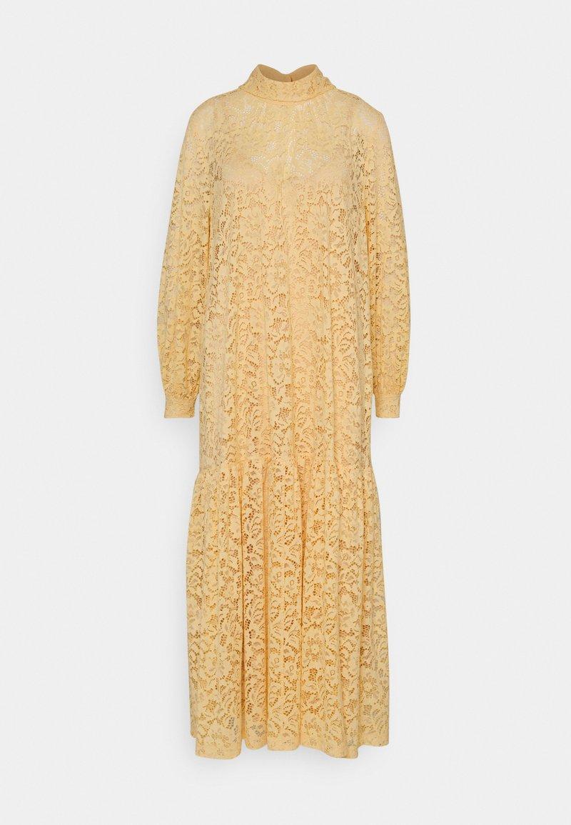Samsøe Samsøe - BONNI DRESS - Occasion wear - sahara sun