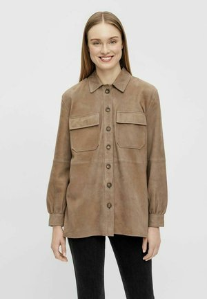 Button-down blouse - fossil